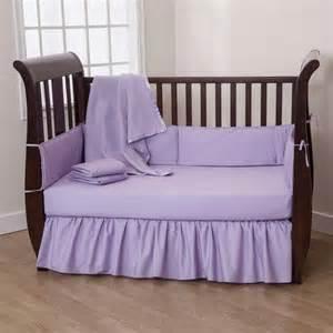 Baby Crib Bedding Sets Purple Solid Lavender Baby Purple Nursery Comforter Crib