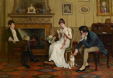 regency painting heroines of the faith remembering ribbons regency era