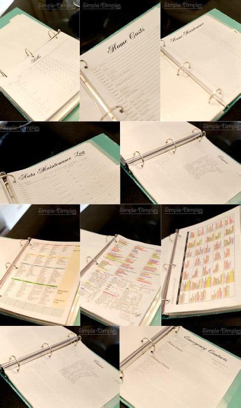 home organization binder 17 best ideas about school binder organization on