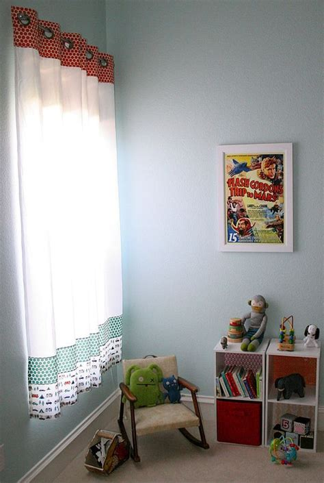 kids room curtain 5 great diy window covering ideas for kids rooms