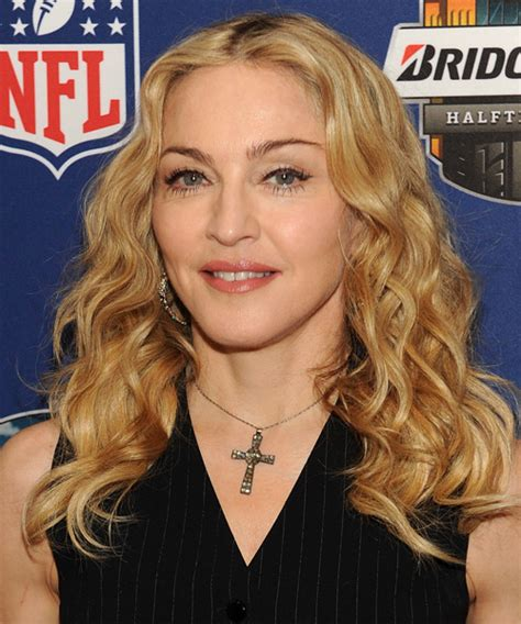 Madonna Hairstyles by Image Gallery Madonna Hairstyles