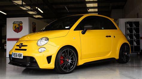 abarth  biposto record  review car magazine