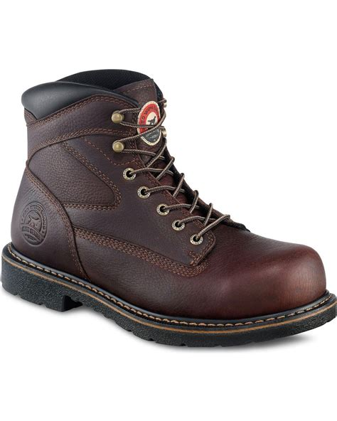 wing shoes work boots setter by wing shoes s farmington king 6