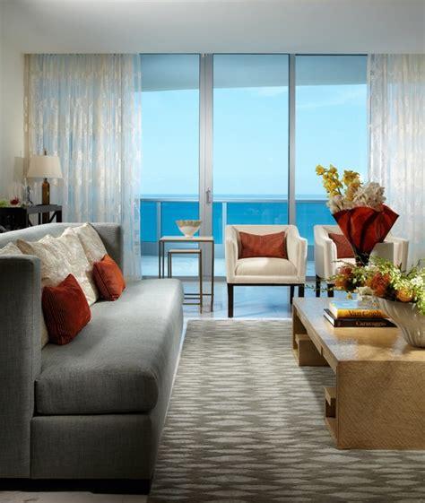 Living Room Club Miami J Design Miami Modern Interior Designer