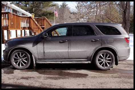 2015 Dodge Durango Side Steps by Black Side Steps Needed Page 3