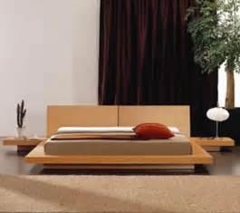 Bed Design Furniture by Modern Bed Design For Bedroom Furniture Fujian Oak