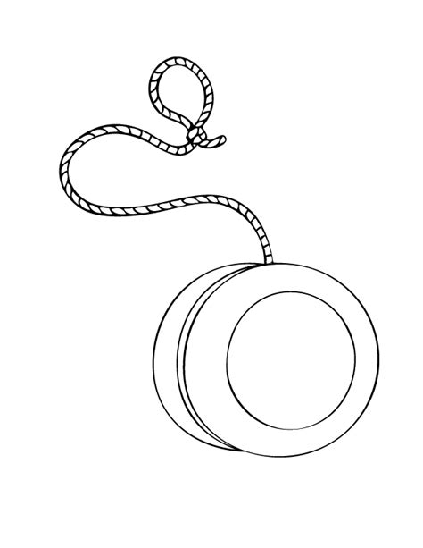 free coloring pages yoyo yoyo printable coloring pages coloring page of a yo yo in