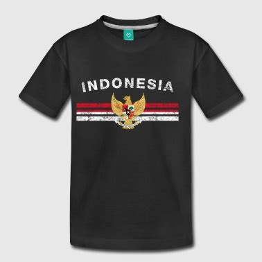 Tshirt Garuda Indonesia White shop indonesia baby toddler shirts spreadshirt