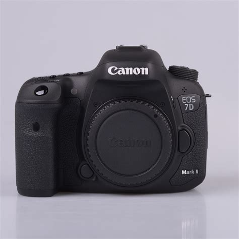 Canon Eos 7d Ii Only canon eos 7d ii only digital slr cameras kit box new 13803236989 ebay