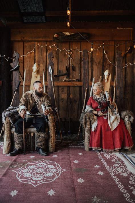 viking themed games norse pagan viking themed wedding 183 rock n roll bride