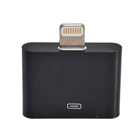 Lightning To 30 Pin Converter by 8 To 30 Pin Lightning Converter Dock Iphone 5 Mini 4