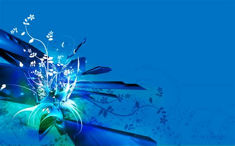 wallpaper blue flowers design blue flower backgrounds wallpaper cave