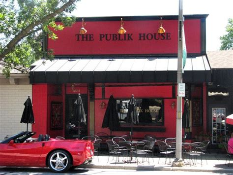 dining out publik house discovers a niche house