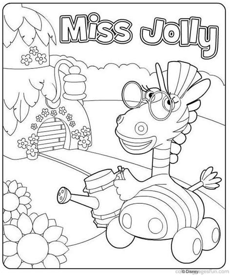Jungle Junction Coloring Pages jungle junction coloring pages coloring home