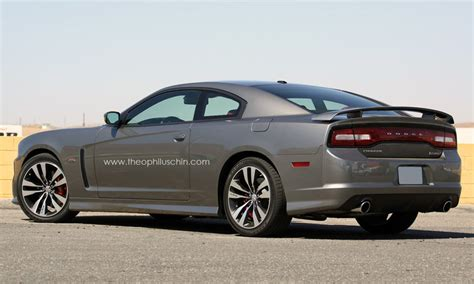 Two Door Charger by Rumor Is Dodge Really Considering A Two Door Charger