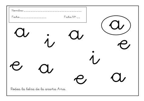 fichas letras con pictogramas letra grafomotricidad fichas para trabajar la letra a