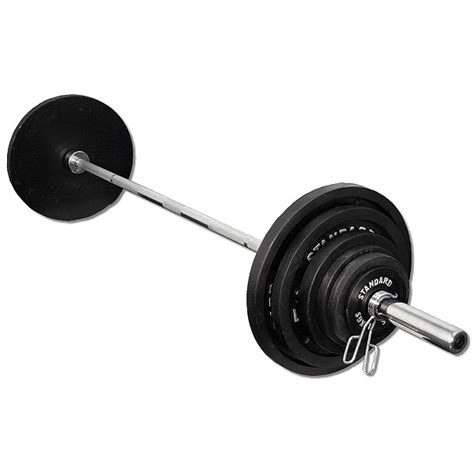 300 lb weight set and bench 300 lb olympic cast iron weight set fitness destination