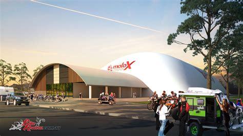 motocross gear sydney eastern creek to receive indoor motocross stadium bike