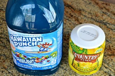 Blue Baby Shower Punch With by Glamorous Blue Punch Recipe For Baby Shower Appealing