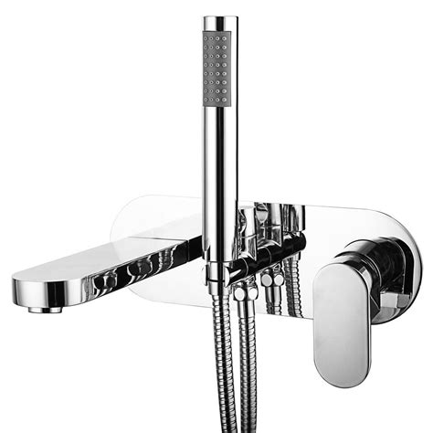 wall mounted bath shower mixer tap elite wall mounted bath shower mixer tap shower kit