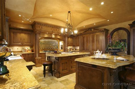 Clive Christian Kitchen Cabinets Clive Christian Kitchen In Oak Traditional Kitchen Atlanta By Hungeling Design Llc