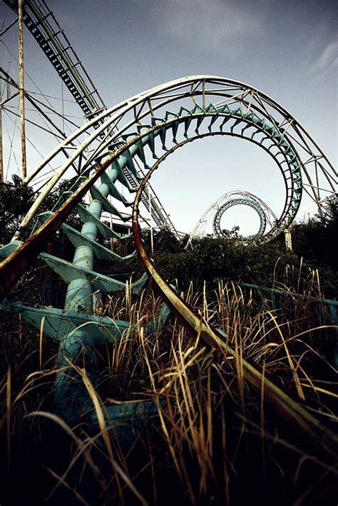 Abandoned Amusement Park by Abandoned Amusement Parks Art Nerd New York
