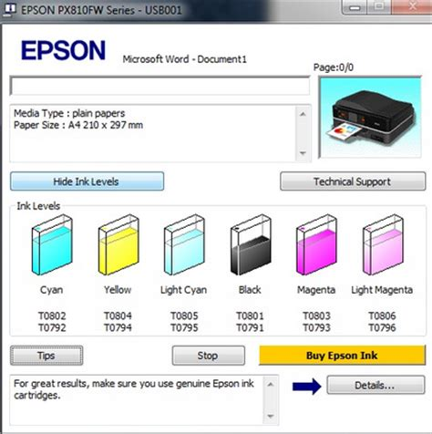 Reset Software Epson L200 | free download software resetter printer epson l100 l200