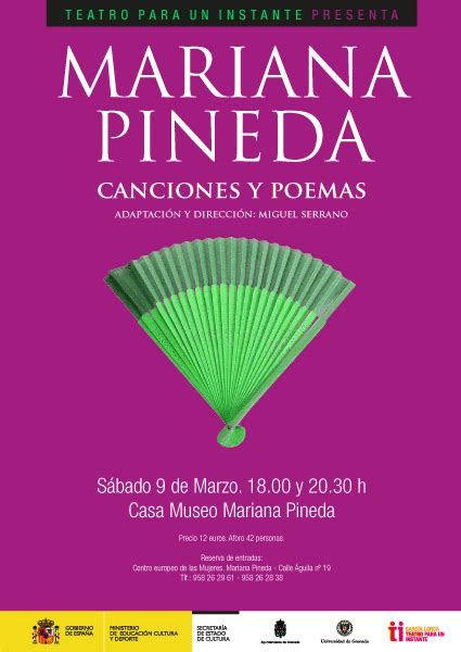 mariana pineda letras hispanicas mariana pineda canciones y poemas rafasimon com rafasimon com