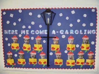 unwrap good behavior christmas bulletin board caroling bulletin board seasonal projects bulletin board