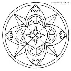 mandala coloring pages for preschoolers free coloring pages of mandalas