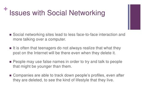 social networking effects negative effects of text messages social media
