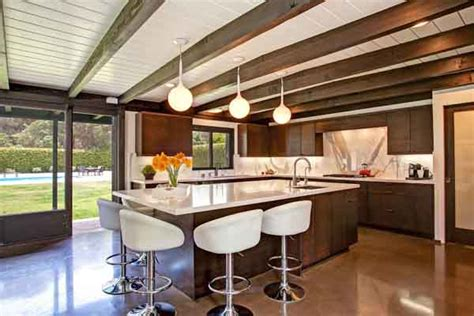 home remodeling design we re mad about this mid century modern kitchen remodel jdr
