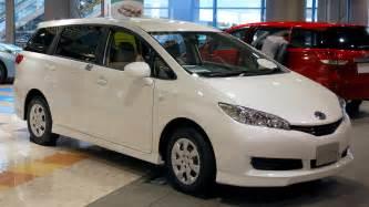 Toyota Wish Price In Singapore File 2009 Toyota Wish 05 Jpg Wikimedia Commons