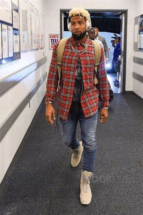 Which Beckham Costume Is Most Fab by Image Result For Odell Beckham Fashion Streetstyle