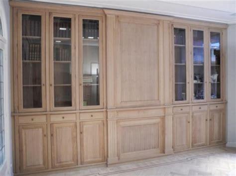 librerie a muro librerie su misura in legno