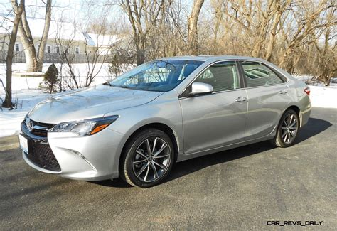 Toyota Camry Xse Reviews by Road Test Review 2016 Toyota Camry Xse