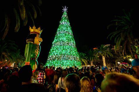 city tree lighting tree lighting celebration city of orlando