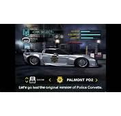 NFS Carbon  Chevrolet Corvette Z06 Police Hidden Online Version