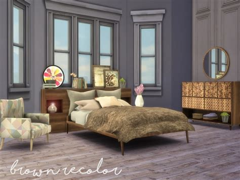my first bedroom the sims resource my first apartment bedroom by nikadema