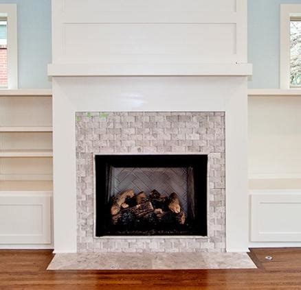 Pictures Of Fireplaces With Tile by The Benefits Of Fireplace Tiles