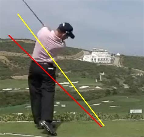 swing plane video the consistent golf swing plane consistentgolf com