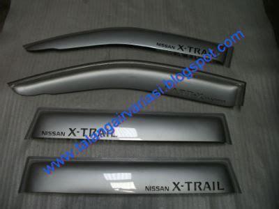 Talang Air Nissan New Serena talang air silver mugen 3m nissan x trail jual talang