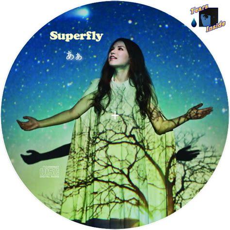 Flying Get Type B Normal Edition Cd Dvd superfly あぁ スーパーフライ ah 1曲入り single tears inside の 自作 cd dvd ラベル
