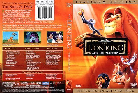 film lion hard the lion king dvd miniatures pinterest lion king dvd
