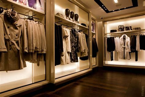 contemporary burberry boutique in best home news