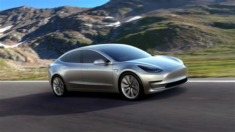 Future Tesla Models by Tesla 2018 Model 3 Tesla Unveils Model 3 Goauto
