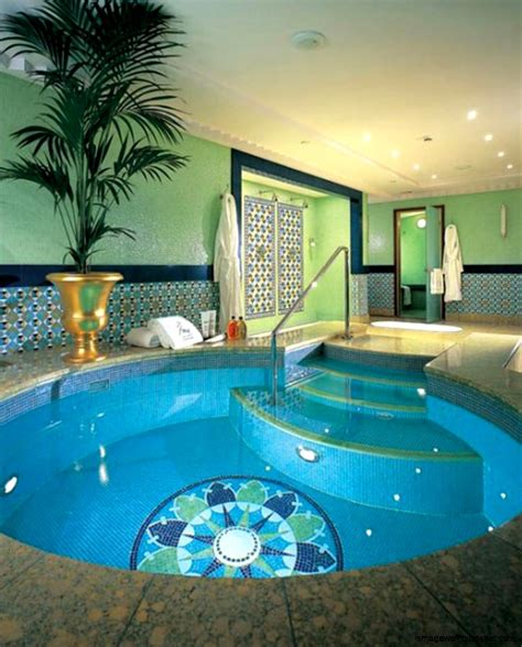 hotel with swimming pool in room small desin for indoor swimming pools mega wallpapers