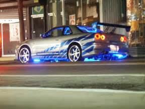 Nissan Skyline From Fast And Furious Skyline 171 The Fast And Furious Fan Club