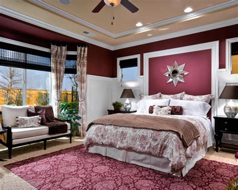 black white and maroon bedrooms helpful tips for choosing the best bedroom color schemes
