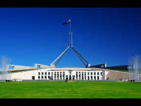 parliament house canberra history images